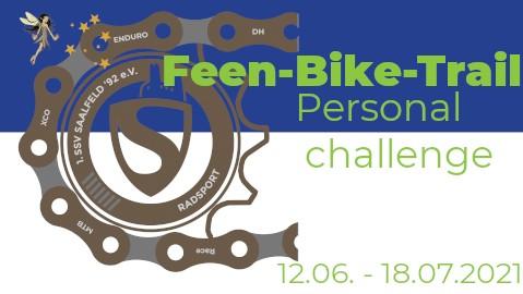 Event banner of Feen-Bike-Marathon Personal-Challenge 2021