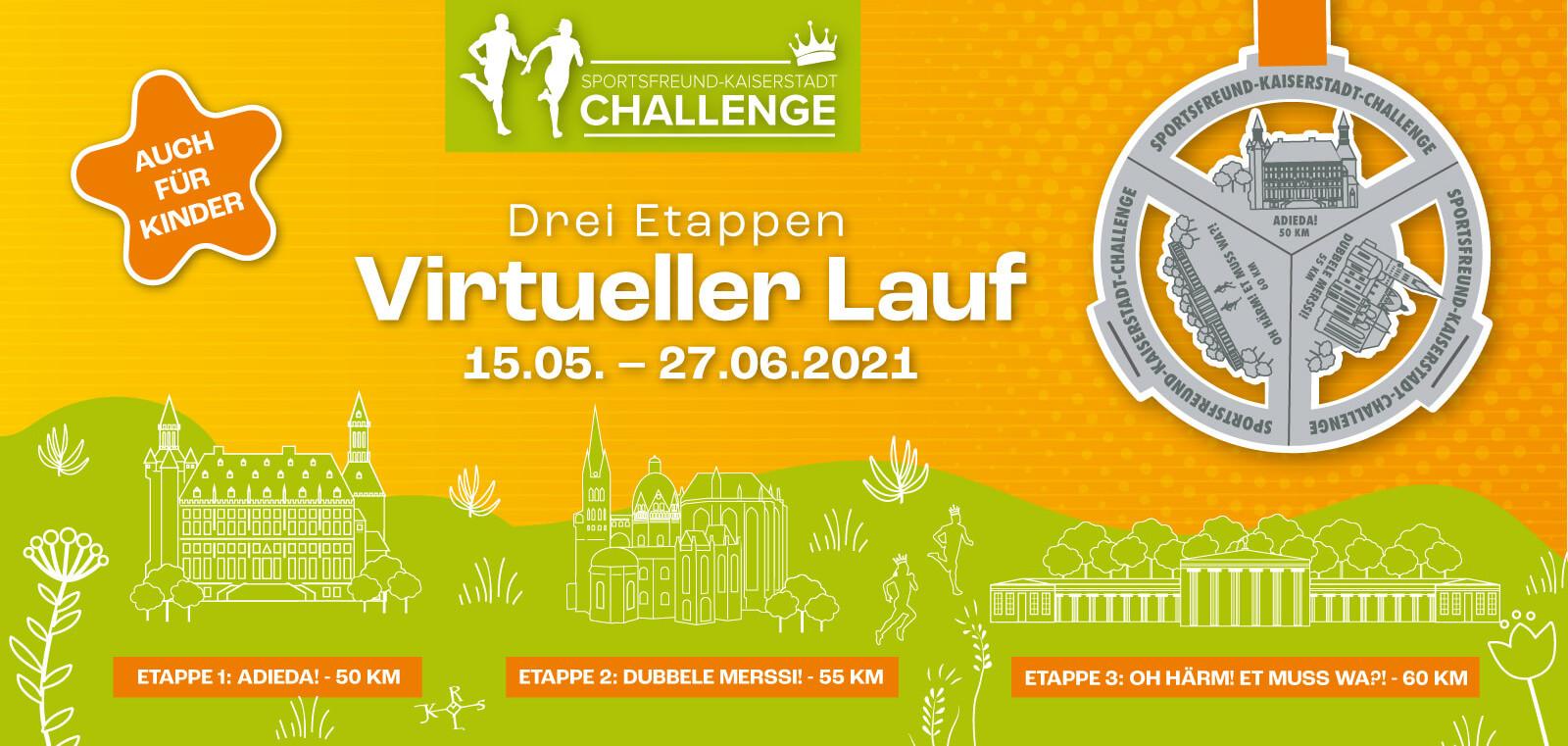 Event banner of Sportsfreund Kaiserstadt Challenge