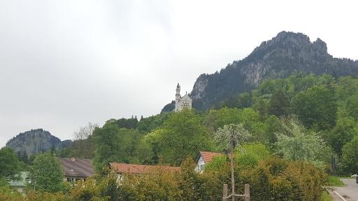 Wanderung in Füssen